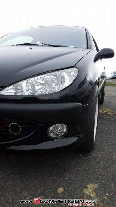 Foto6 Se cambia 206 2.0 16 fase 1.5 impecable