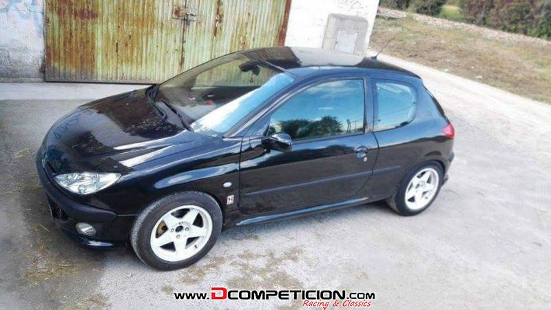 Foto2 Se cambia 206 2.0 16 fase 1.5 impecable