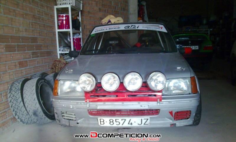 Foto4 Urgeee!!! Peugeot 205 rallye