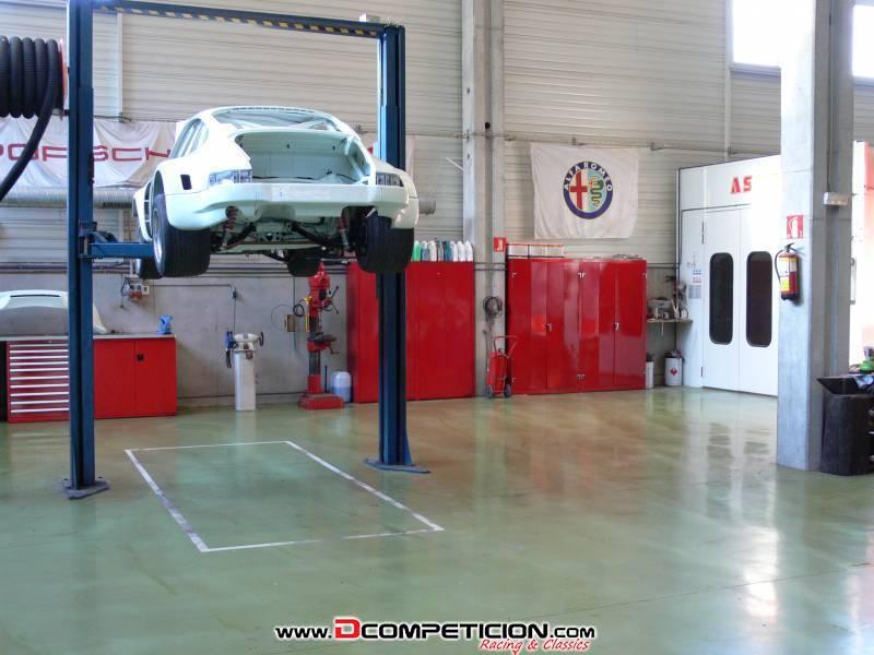 Foto6 PORSCHE 911 RSR  1974 REPLICA