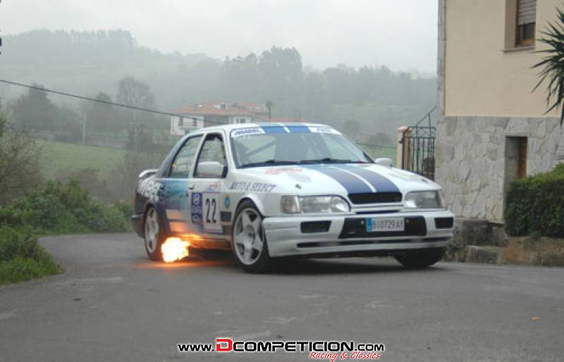 Foto1 FORD SIERRA COSWORTH GR-A