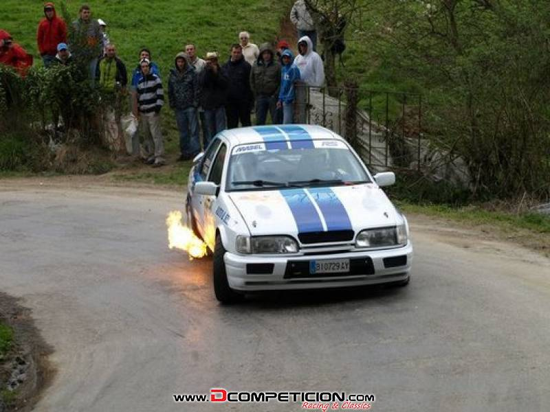 Foto2 FORD SIERRA COSWORTH GR-A