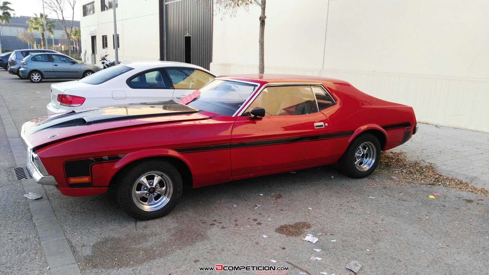 Foto2 ford mustang 1972