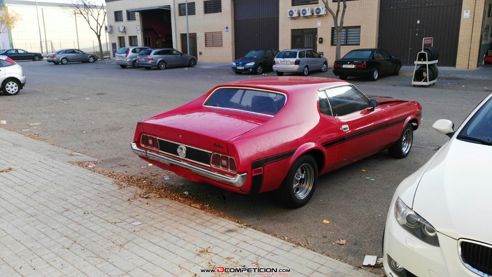 Foto3 ford mustang 1972