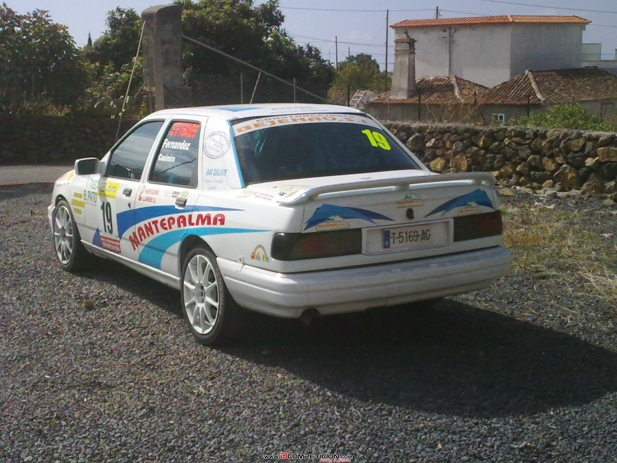 Foto4 se vende Ford Sierra cosworth 4x4