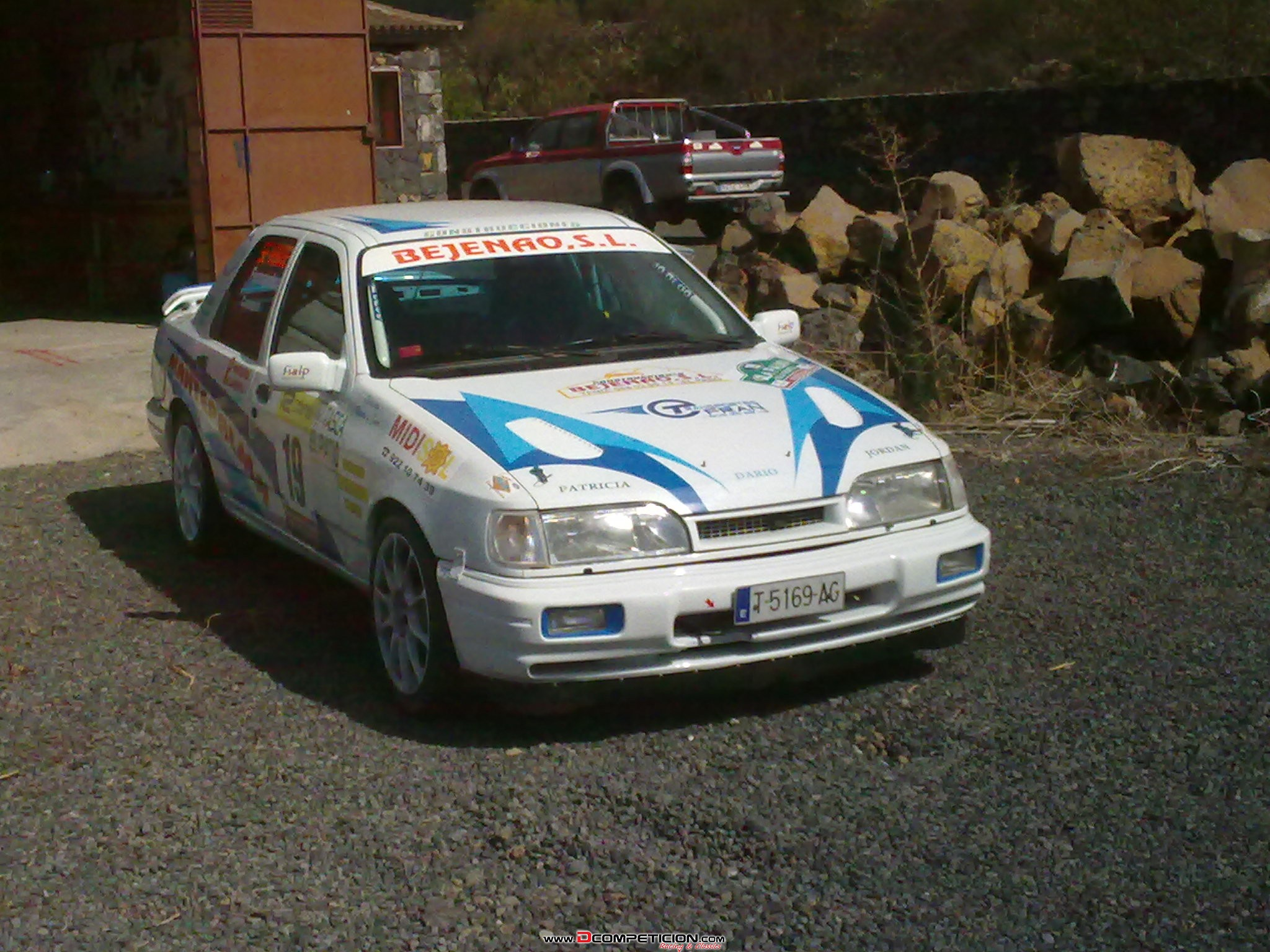 Foto7 se vende Ford Sierra cosworth 4x4