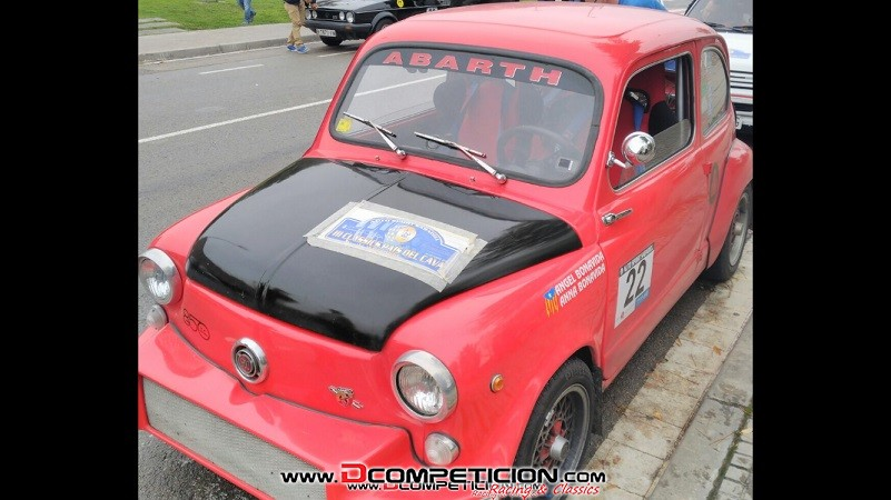 Foto1 Seat 600 D Replica Abarth