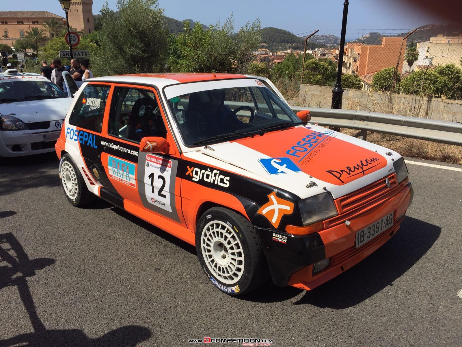 Foto9 Vendo renault 5 gt turbo rallyes