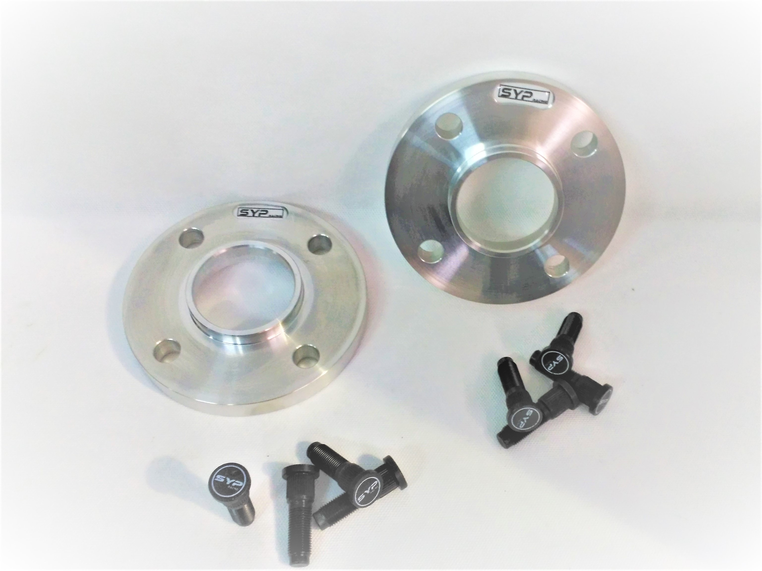 Foto2 Separadores de ruedas Ford Sypracing 16mm, 21mm, 25mm y 30mm