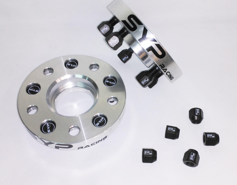 Foto4 Separadores de ruedas Kia Sypracing 16mm, 21mm, 25mm y 30mm