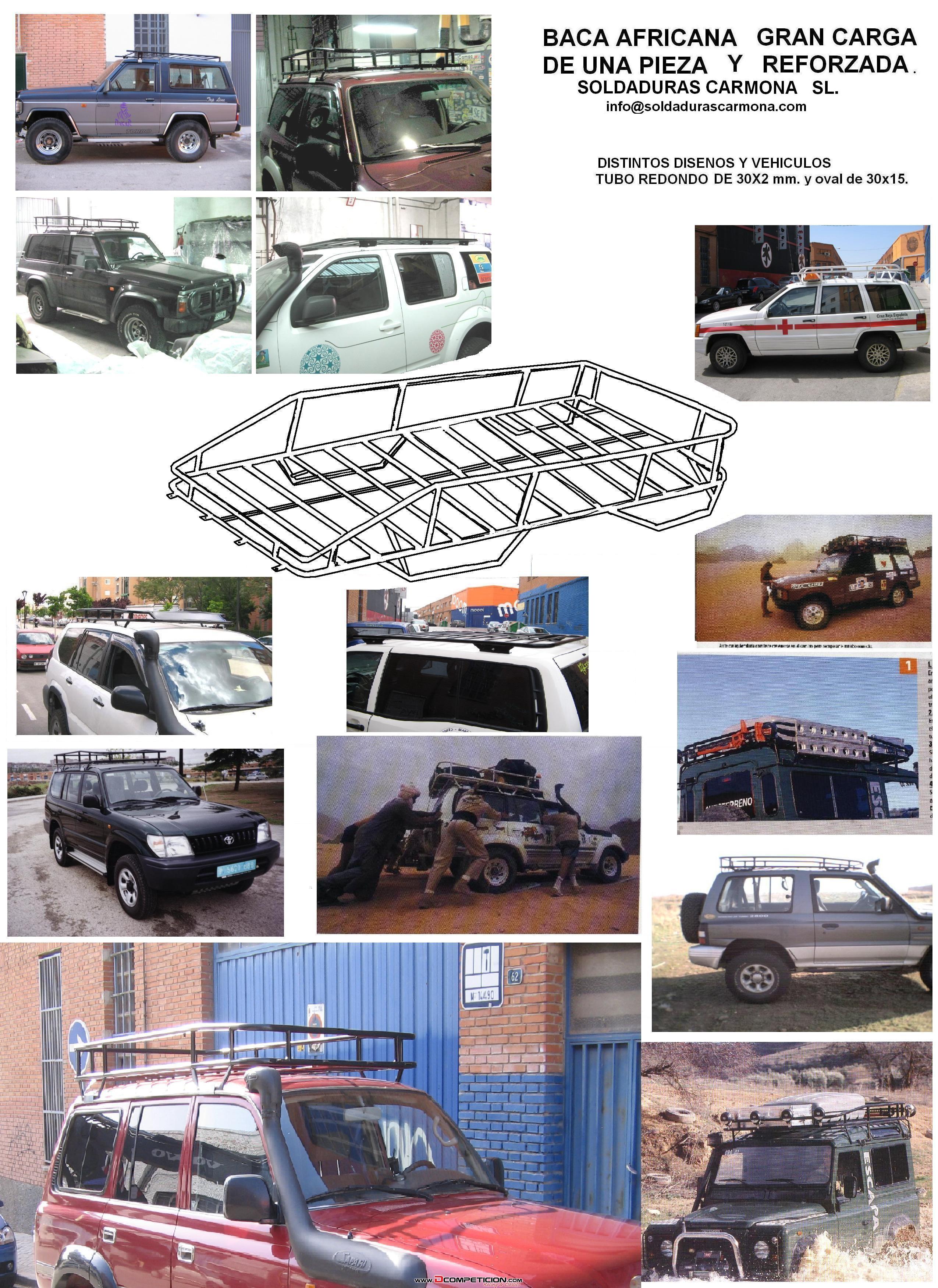 Foto3 Arcos de seguridad para competición y calle (ITV)