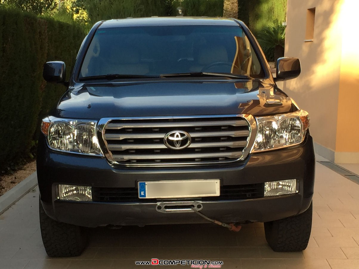 Foto2 SE VENDE TOYOTA LAND CRUISER 200
