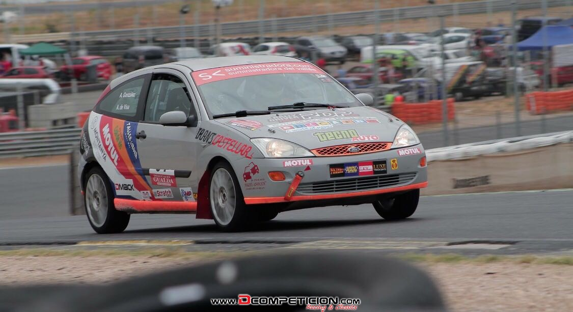 Foto2 FORD FOCUS 1.6 GASOLINA 100CV RALLY