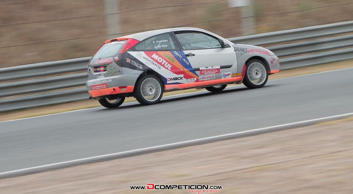 Foto3 FORD FOCUS 1.6 GASOLINA 100CV RALLY