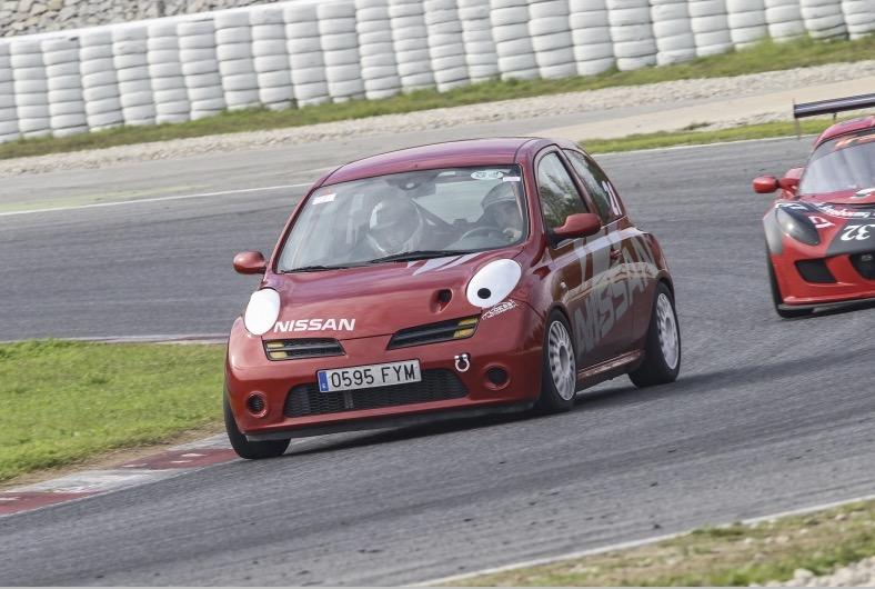 Foto3 Nissan micra cup 160sr