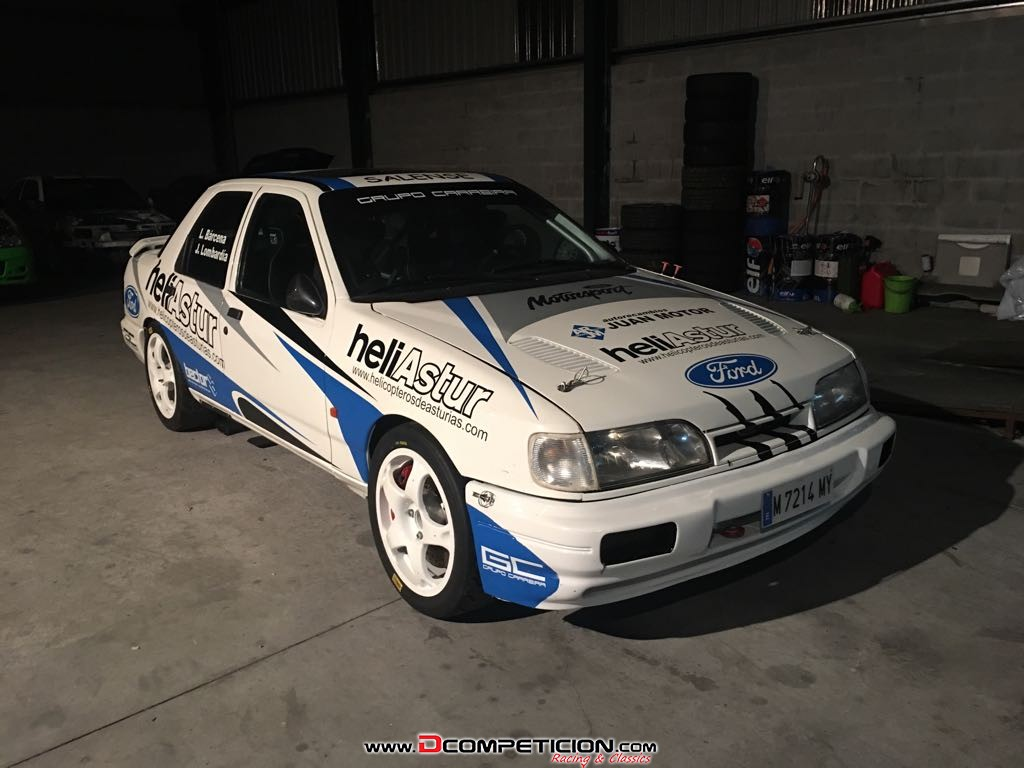 Foto1 Ford Sierra Cosworth 4 x 4