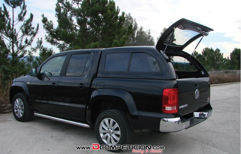 Foto1 hard top para pick up maxima calidad
