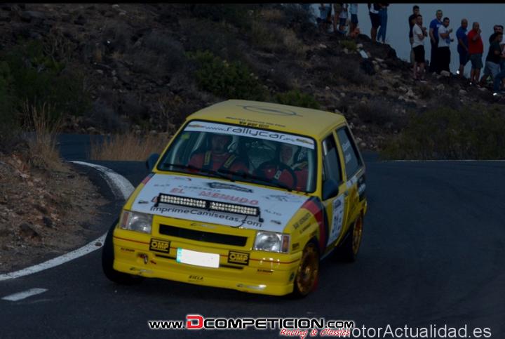 Foto8 Opel Corsa campeon de la Copa Corsa Canarias 2017
