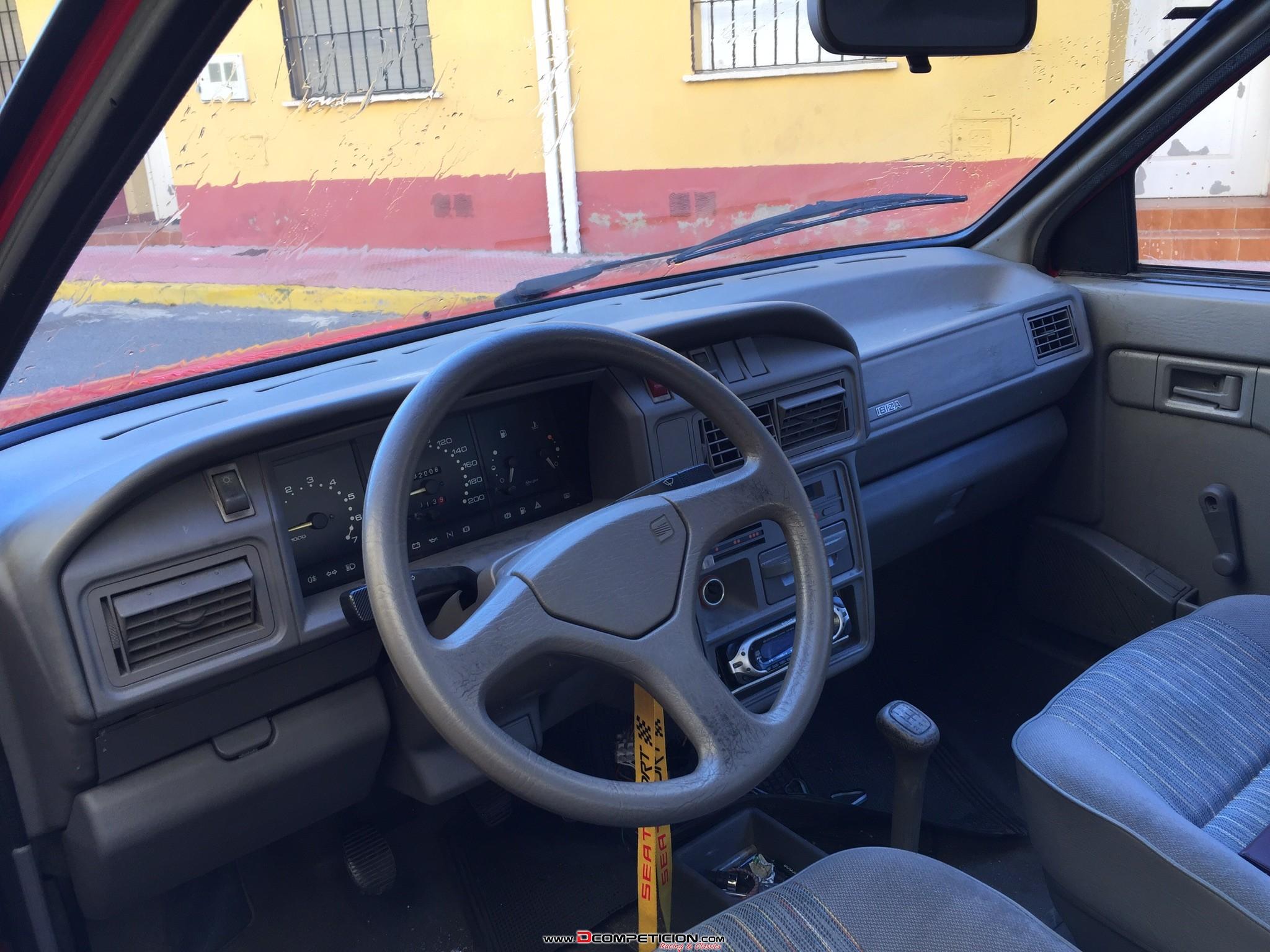 Foto6 Seat Ibiza clx 1.5 System Porsche