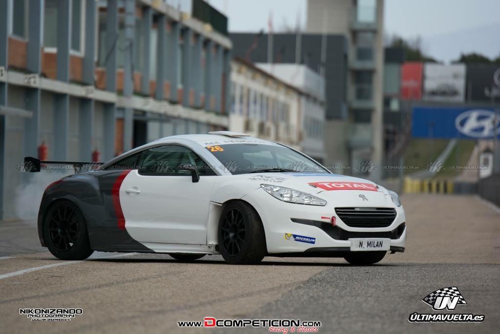 Foto1 Chefo Sport vende 2 Peugeot Rcz Racing Cup