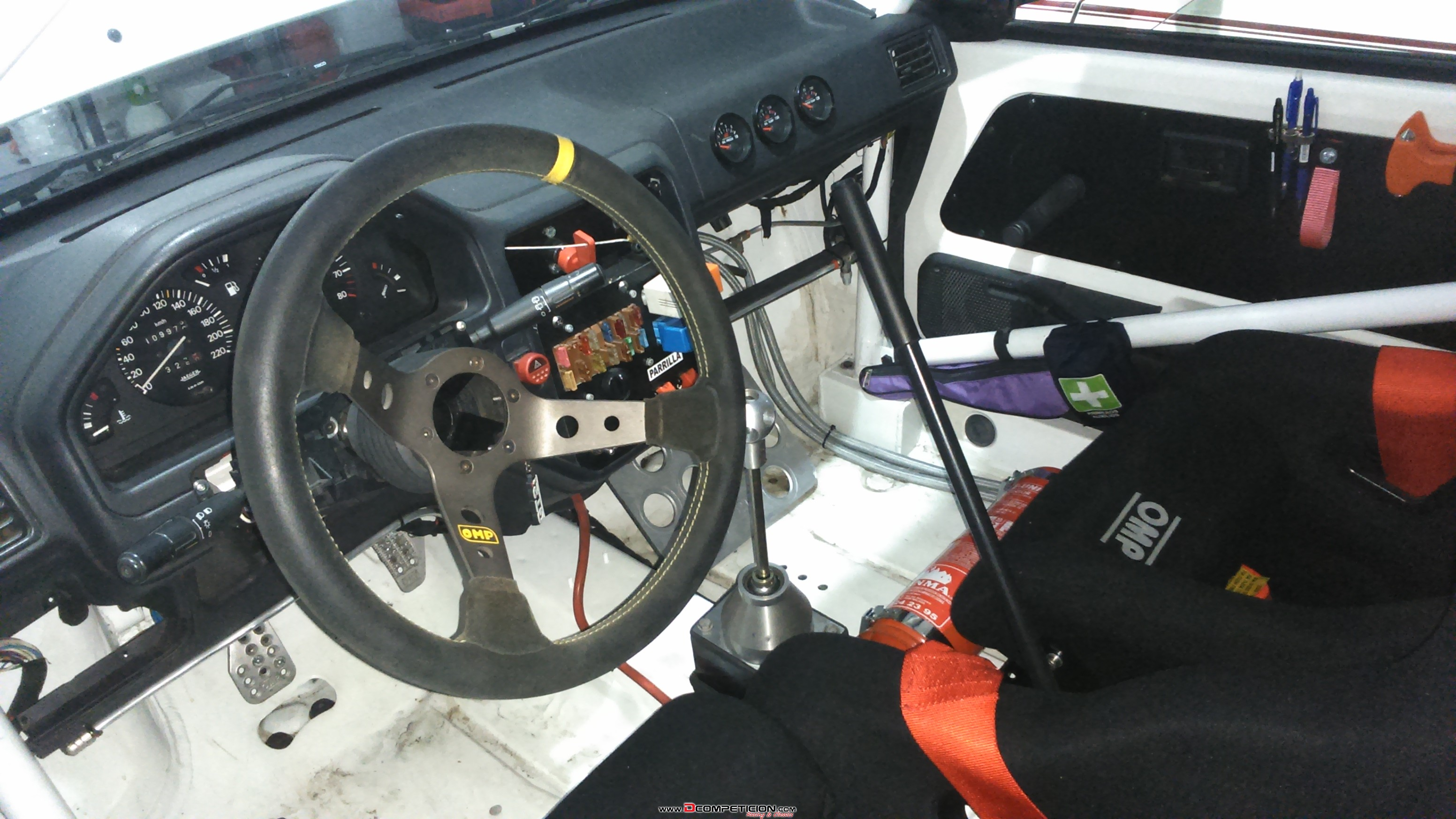 Foto6 Peugeot 106 rallye Gr. A