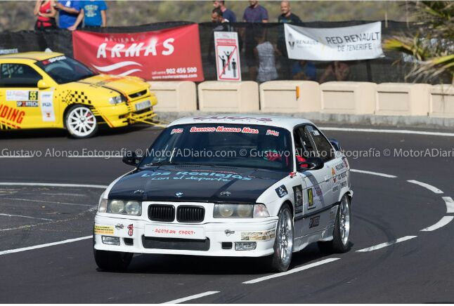 Foto10 Vendo mi BMW 335 e36 de rally