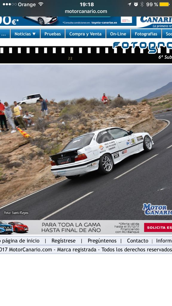 Foto3 Vendo mi BMW 335 e36 de rally