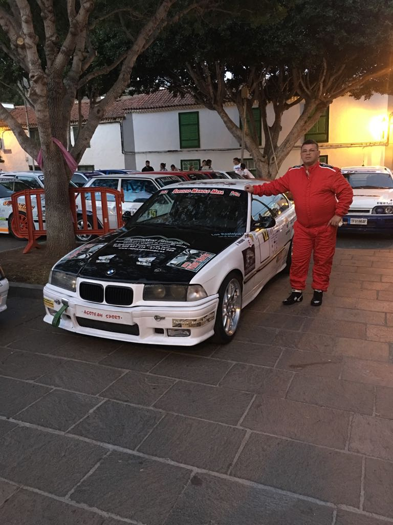 Foto6 Vendo mi BMW 335 e36 de rally