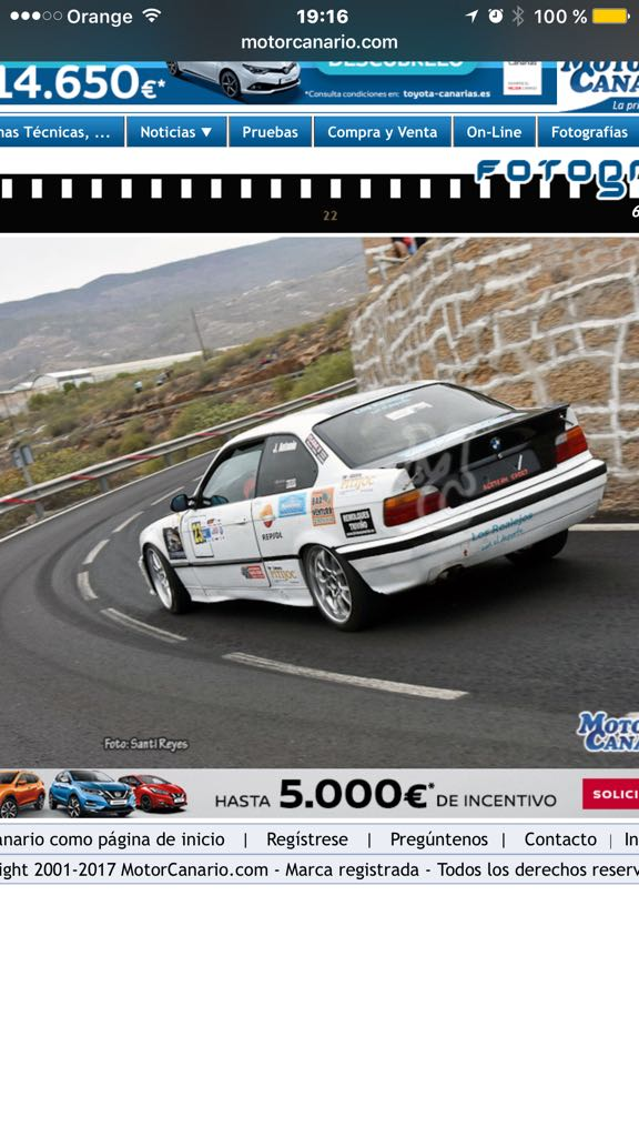 Foto7 Vendo mi BMW 335 e36 de rally
