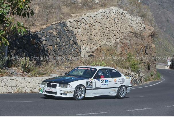 Foto8 Vendo mi BMW 335 e36 de rally