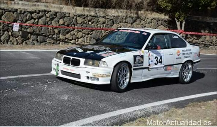 Foto9 Vendo mi BMW 335 e36 de rally