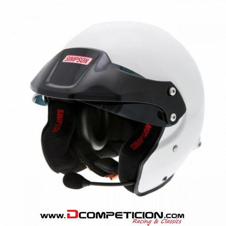 Foto1 Casco Rally Simpson