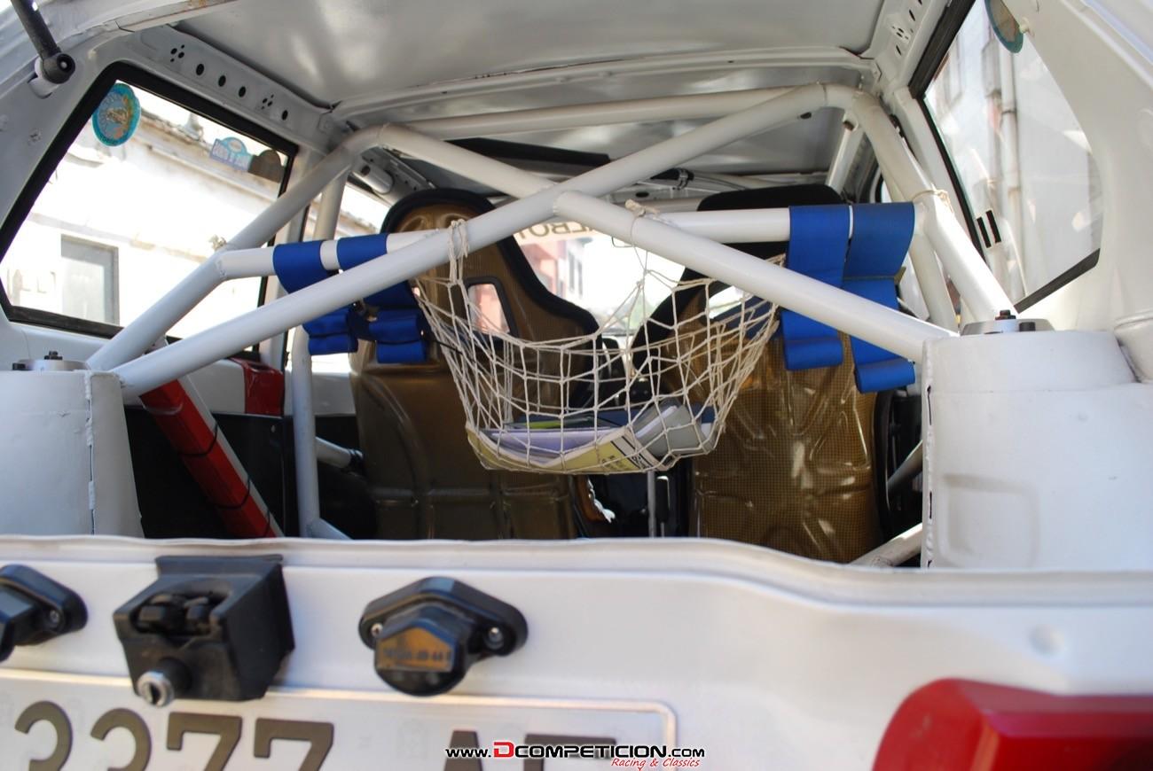 Foto8 Talbot Samba Grupo B - preparado para rally de velocidad - Año 1985