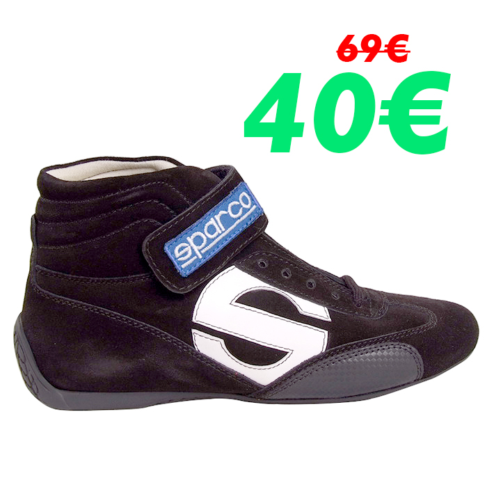 Foto4 BOTA SPARCO SPEED WAY 2