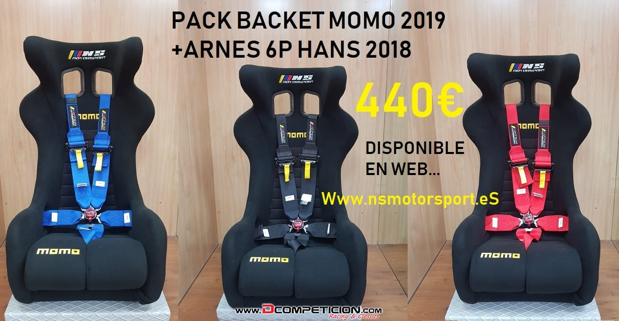Foto3 pack backet mas arnes