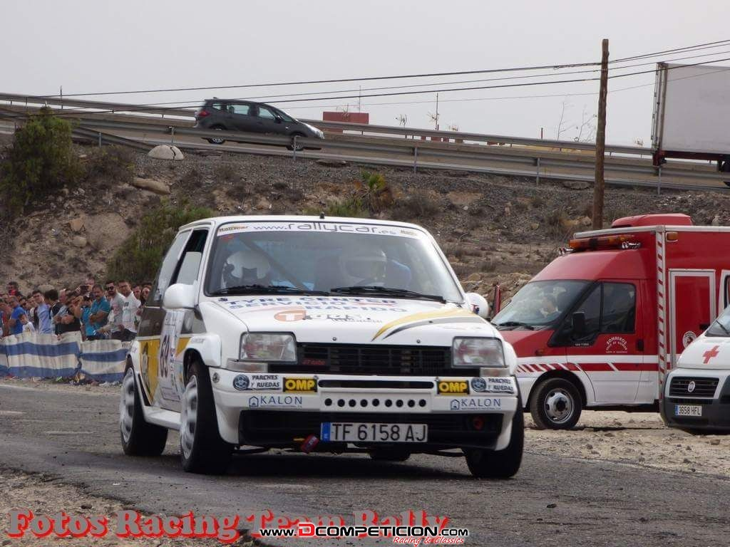 Foto1 Vendo R5 GT TURBO con ficha de rally.