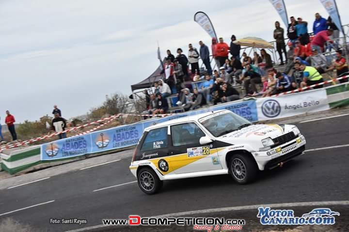 Foto4 Vendo R5 GT TURBO con ficha de rally.