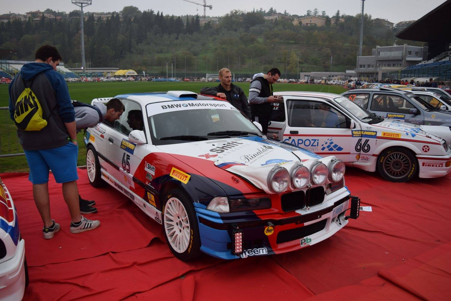 Foto1 bmw M3 E36 3000 group A