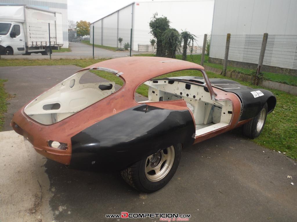 Foto2 Jaguar E-tipo serie 1 (4.2 litros) estilo