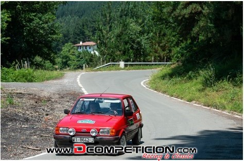 Foto1 Ford Fiesta 1. 4 S 75CV - 1988 - rally regularidad