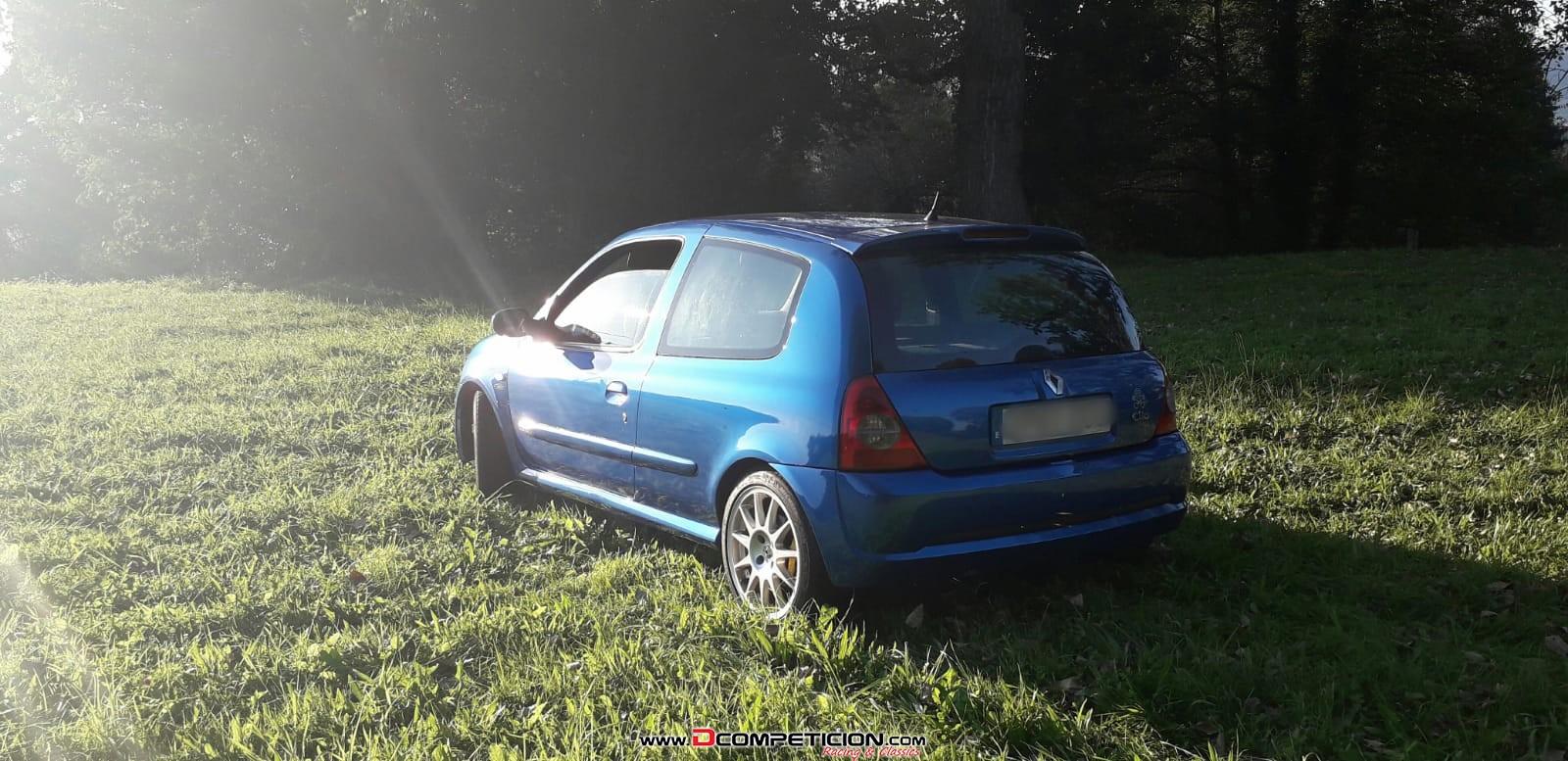 Foto3 Se vende o cambia Renault Clio Sport S Ragnotti de calle