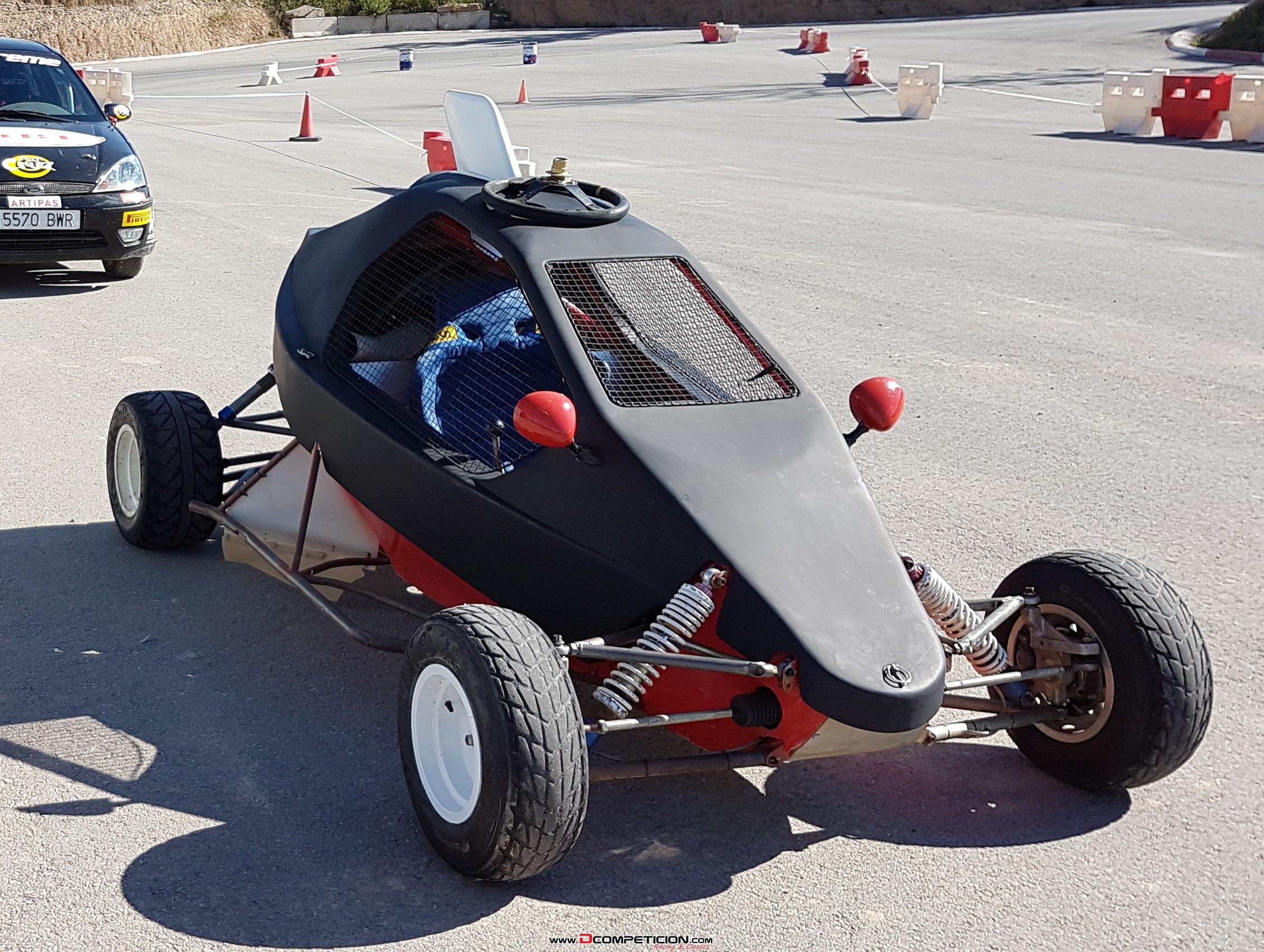Foto1 Kartcross Speedcar motor Honda Cbr 600 rr 2007
