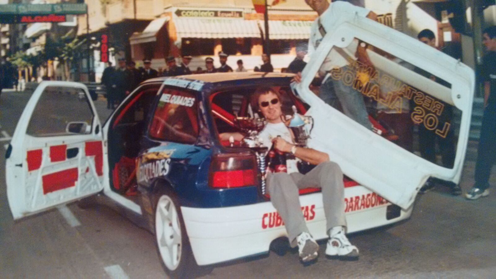 Foto10 Citroen Zx super Copa de circuito