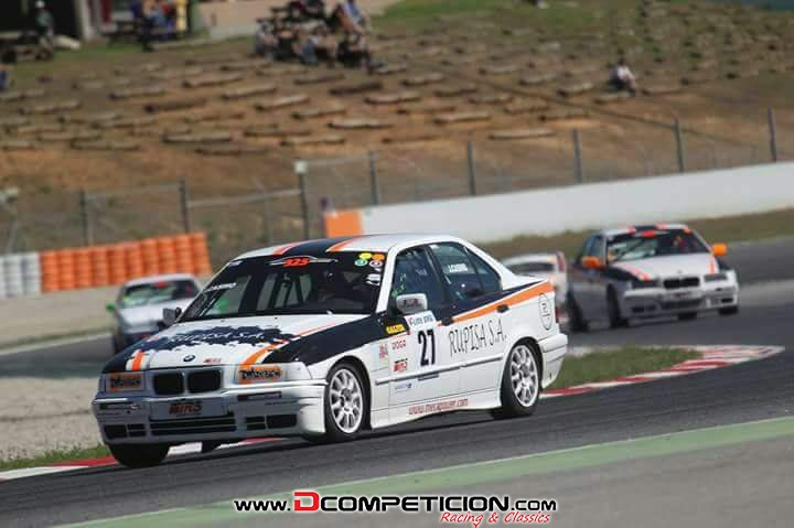 Foto1 BMW E36 325 DEL TROFEO EMOTION