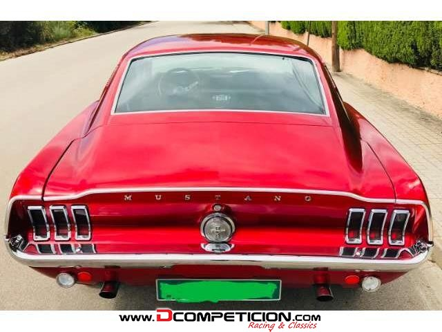 Foto2 Ford Mustang Fastback