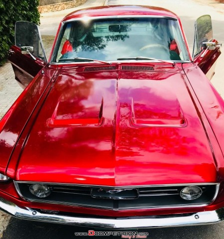 Foto3 Ford Mustang Fastback