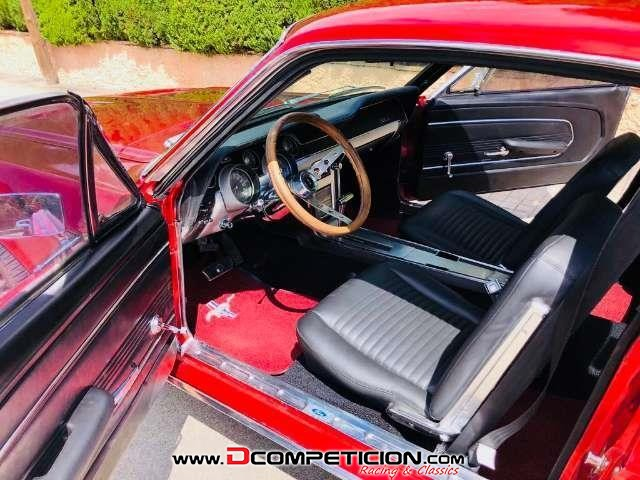 Foto8 Ford Mustang Fastback