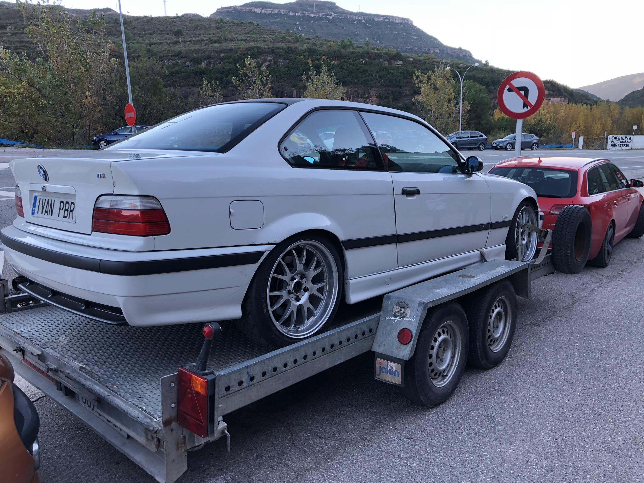 Foto2 M3 E36 321cv  Subidas / Circuitos