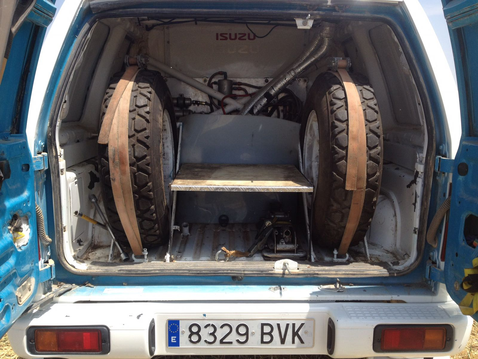 Foto4 Isuzu Trooper FIA