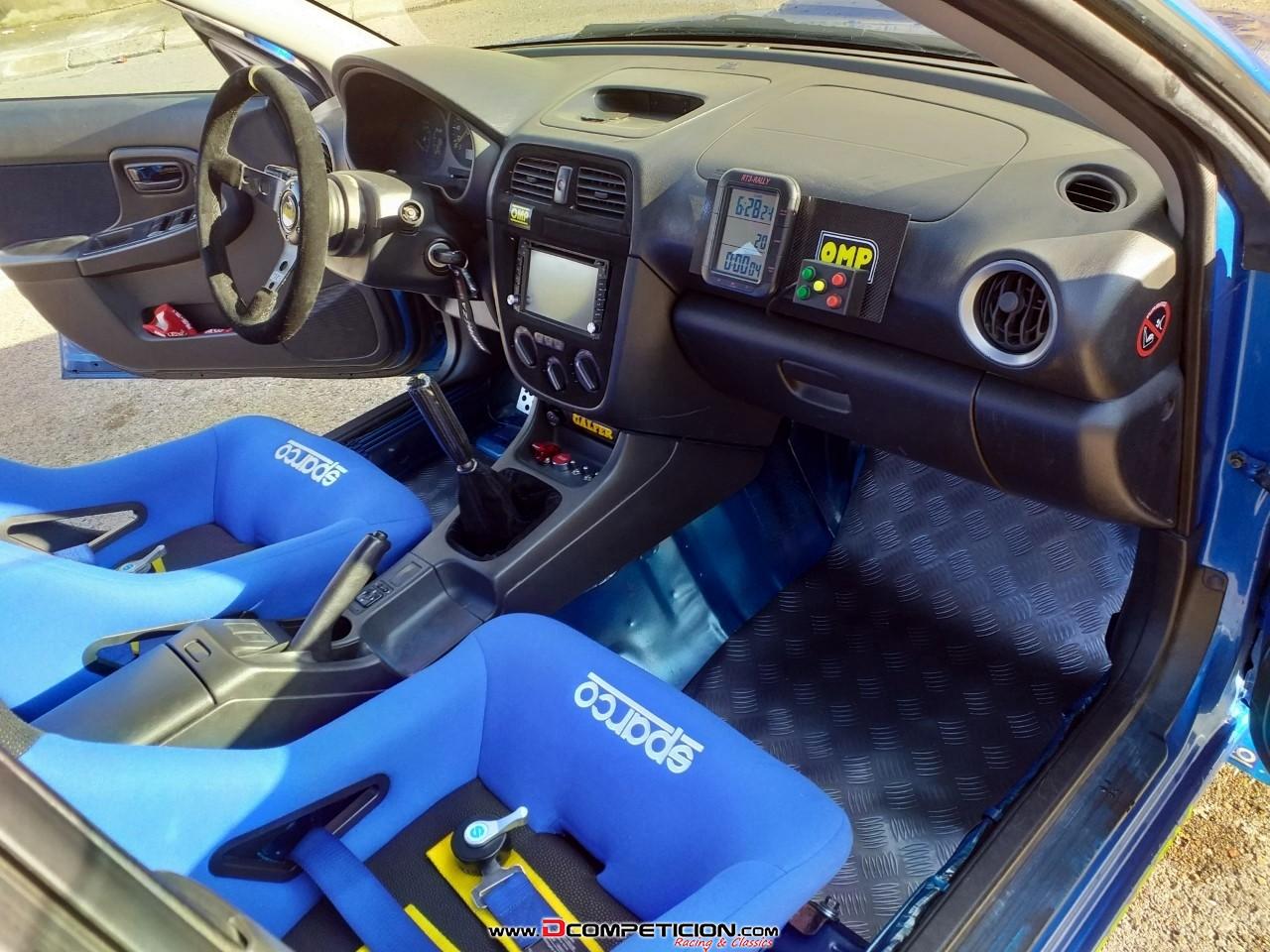 Foto9 SUBARU IMPREZA 2000 4WD NUEVO PRECIO!
